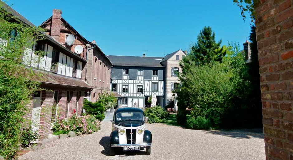 Hôtel pour séminaire près de Rouen | Recevoir en Normandie
